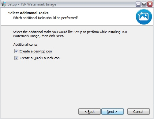 TSR Watermark Installer step 4