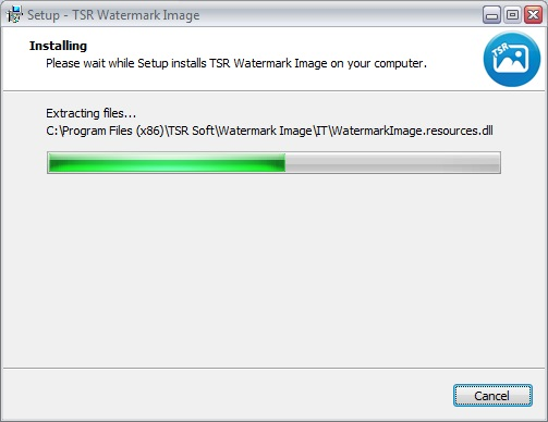 TSR Watermark Installer step 6