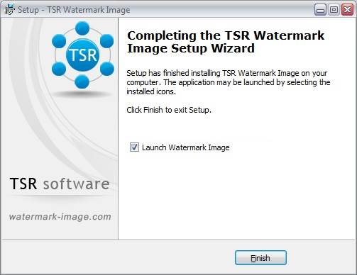TSR Watermark Installer step 7